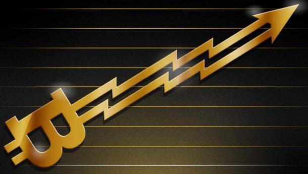 تقاطع طلایی اتفاق افتاد ؛ قیمت بیت کوین به بالای ۱۰,۰۰۰ دلار صعود کرد!