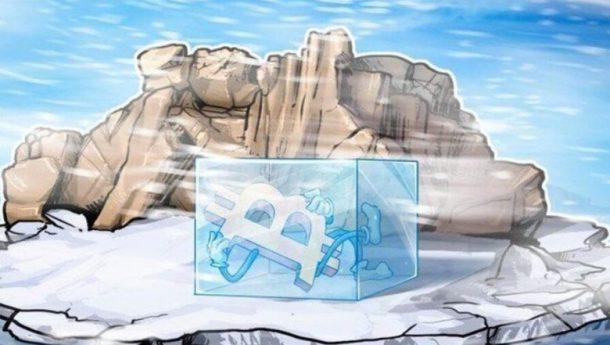 کد منبع بیت کوین برای ۱۰۰۰ سال زیر یک یخ قطبی در نروژ نگهداری می شود!
